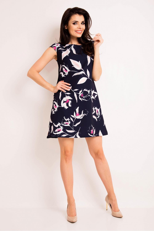 Denní šaty model 80457 awama Velikost: 36