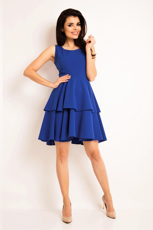 Denní šaty model 80483 awama Velikost: 36