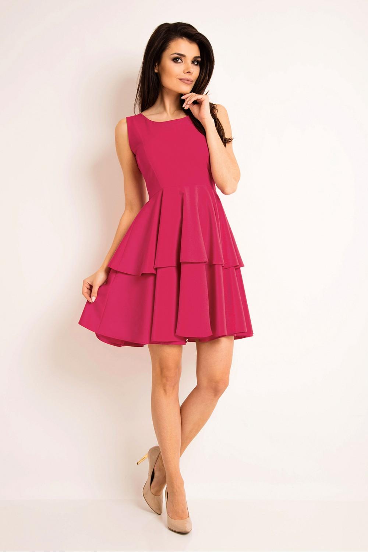 Denní šaty model 80495 awama Velikost: 36