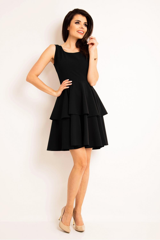 Denní šaty model 80496 awama Velikost: 36