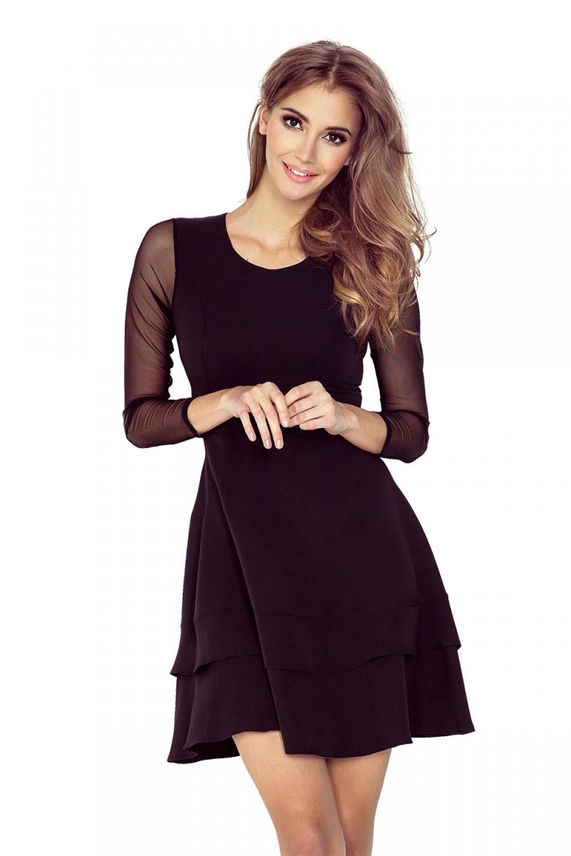 Večerní šaty model 82840 Numoco M