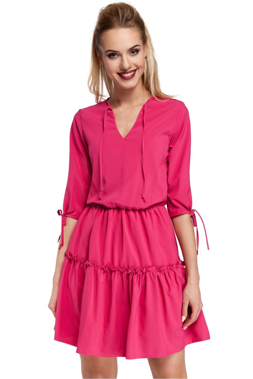 Denní šaty model 85002 Moe XL