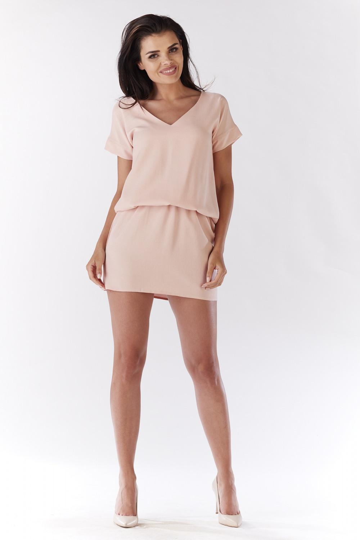 Denní šaty model 90493 awama 36/38