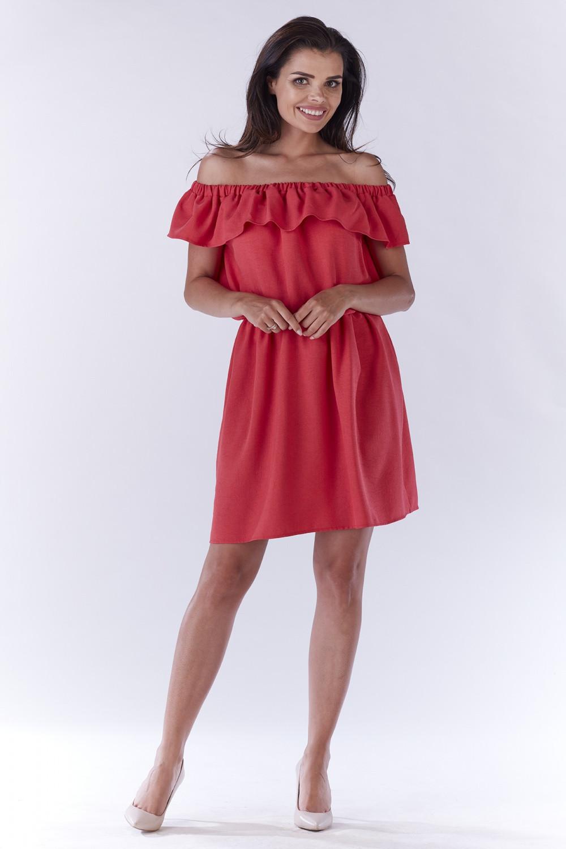 Denní šaty model 90499 awama 36