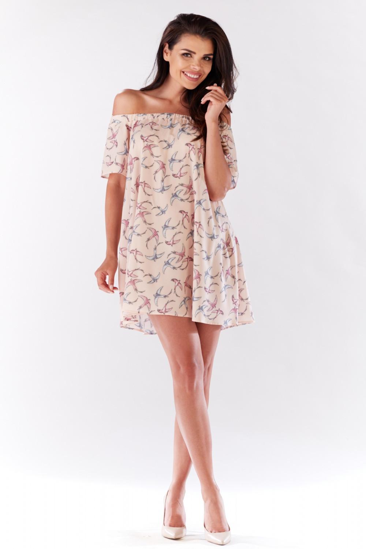 Denní šaty model 90530 awama 36/38