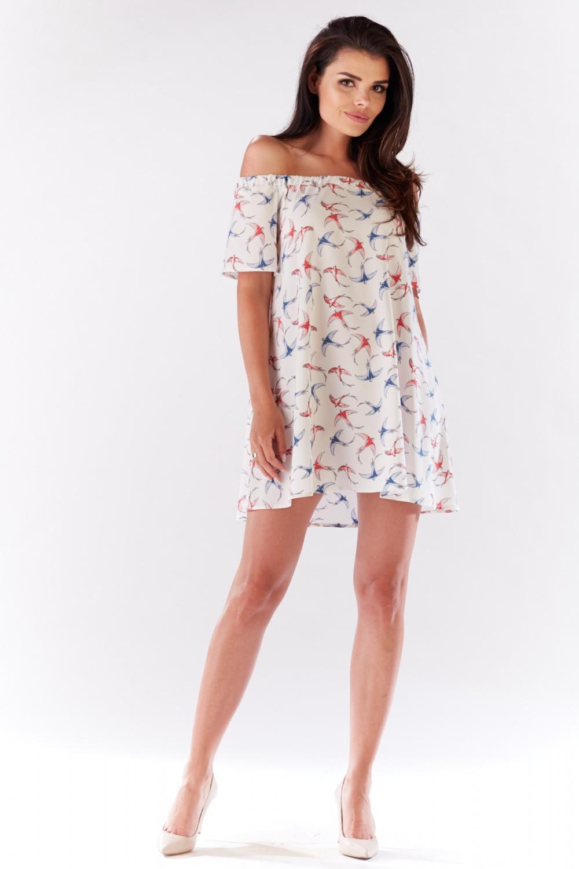 Denní šaty model 90531 awama 36/38