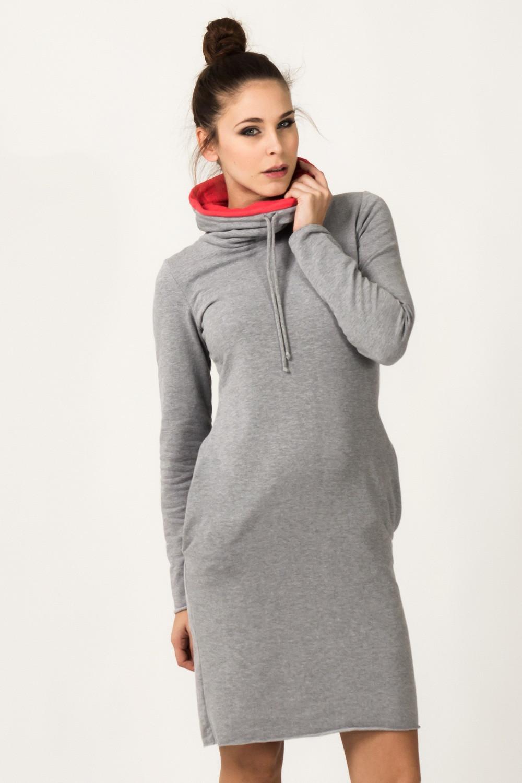 Denní šaty model 93552 Tessita XXL