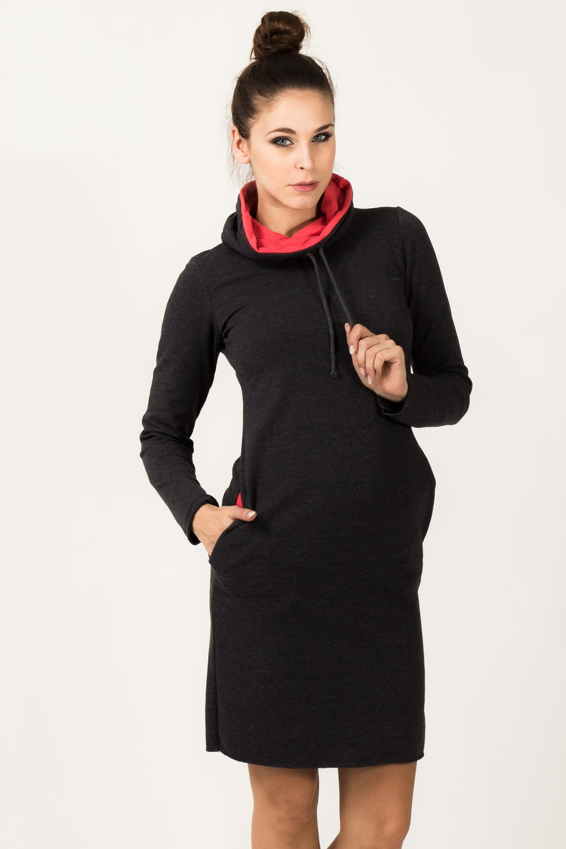 Denní šaty model 93554 Tessita XL