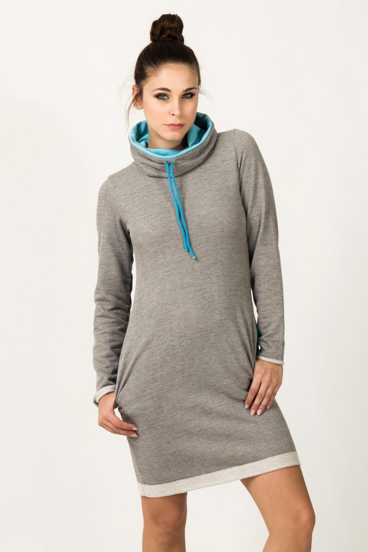 Denní šaty model 93556 Tessita XXL