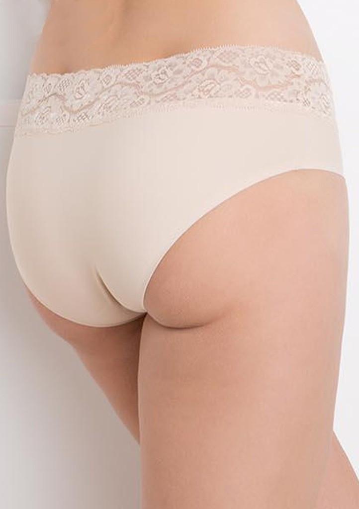 Dámské kalhotky Julimex Hipster M Tělová