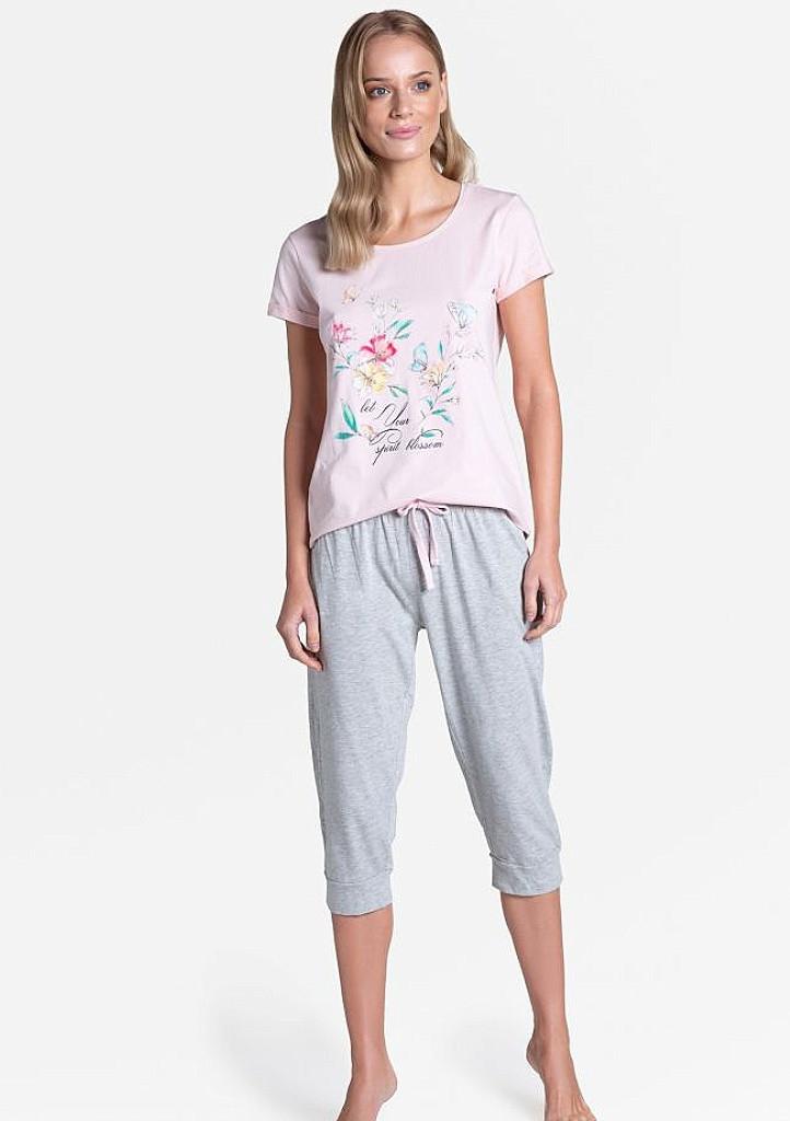 Dámske pyžamo Henderson 38889 S světle růžová