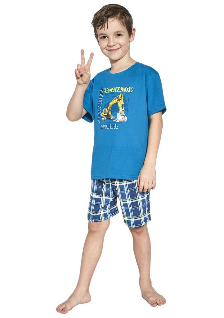 Chlapčenské pyžamo Cornette 789/87 110/116 Dle obrázku