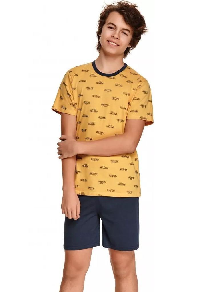 Detské pyžamo Taro 390 134 Golden