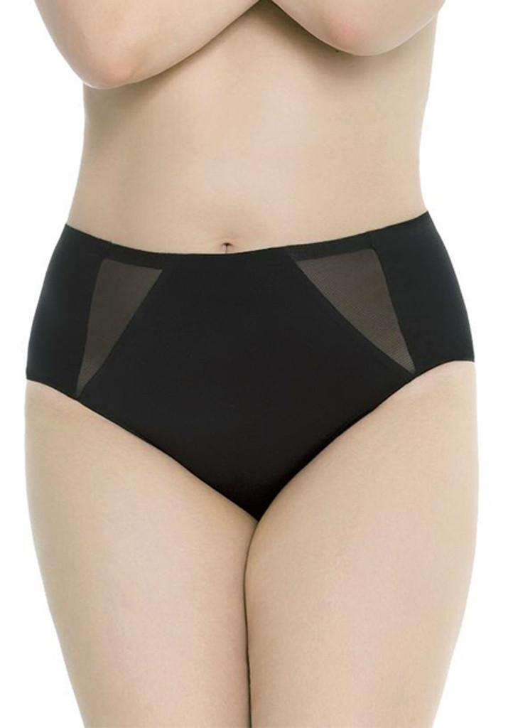Dámské kalhotky Julimex Pearl XXL Tělová