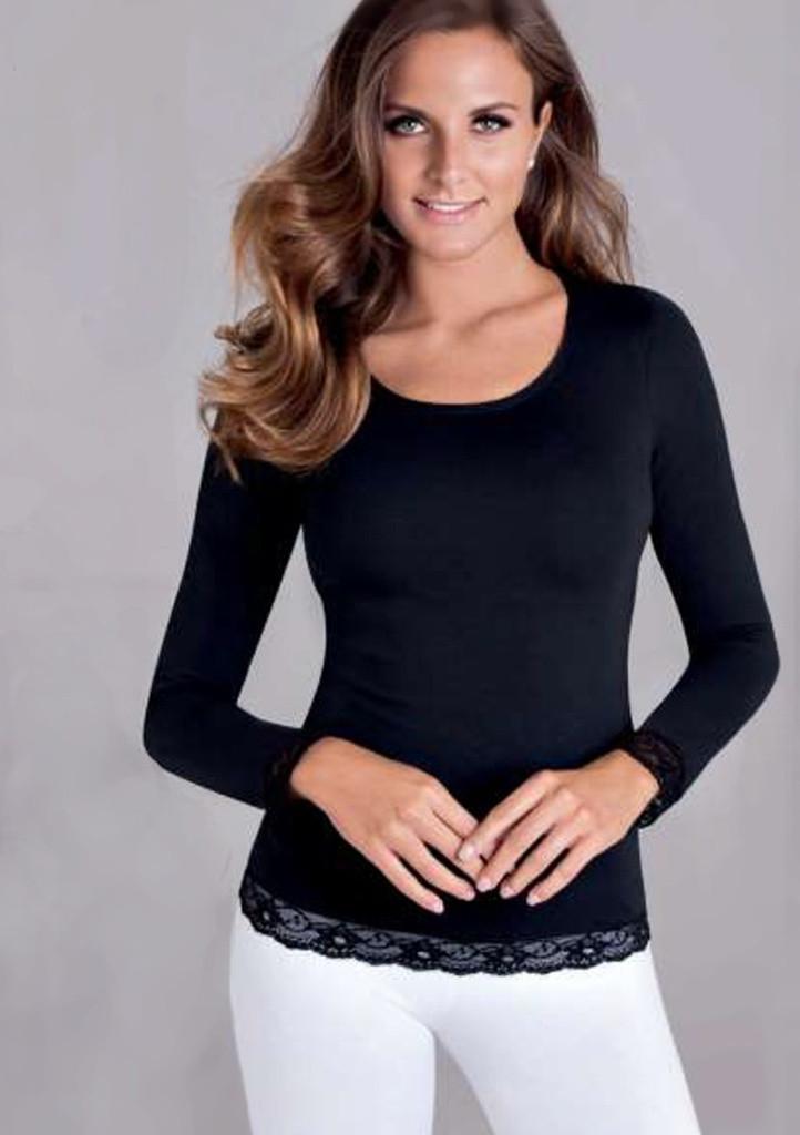 Dámske tričko Cotonella GD125 XL čierna