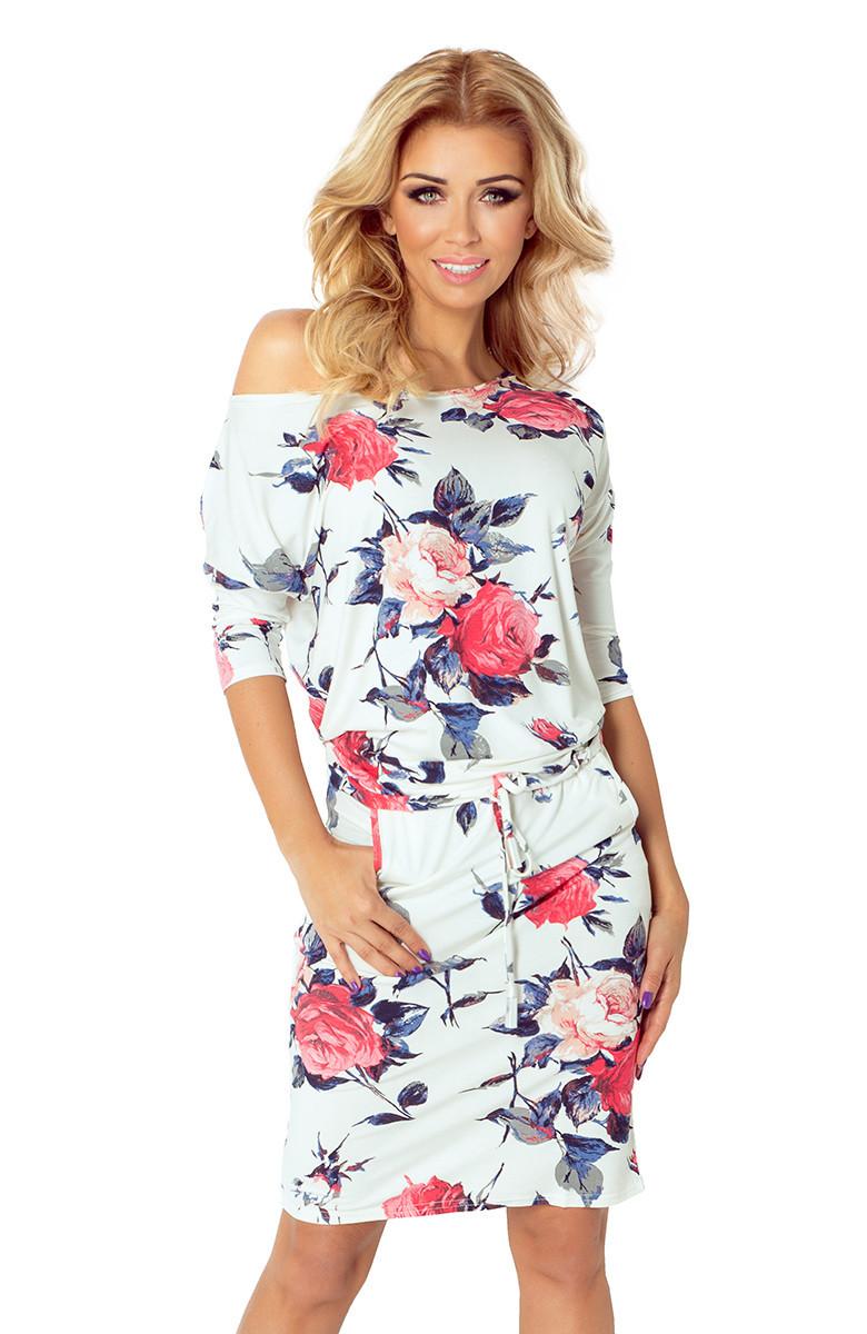Športové kvetinové šaty model 4976583 M