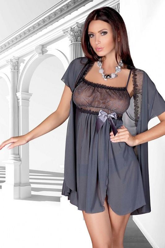 Košilka Forex Adell 893 Barva: černá, Velikost: XL
