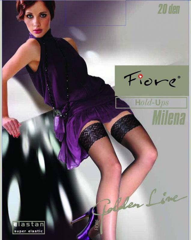 Punčochy Fiore | Milena 20 den Barva: černá, Velikost: 2-S