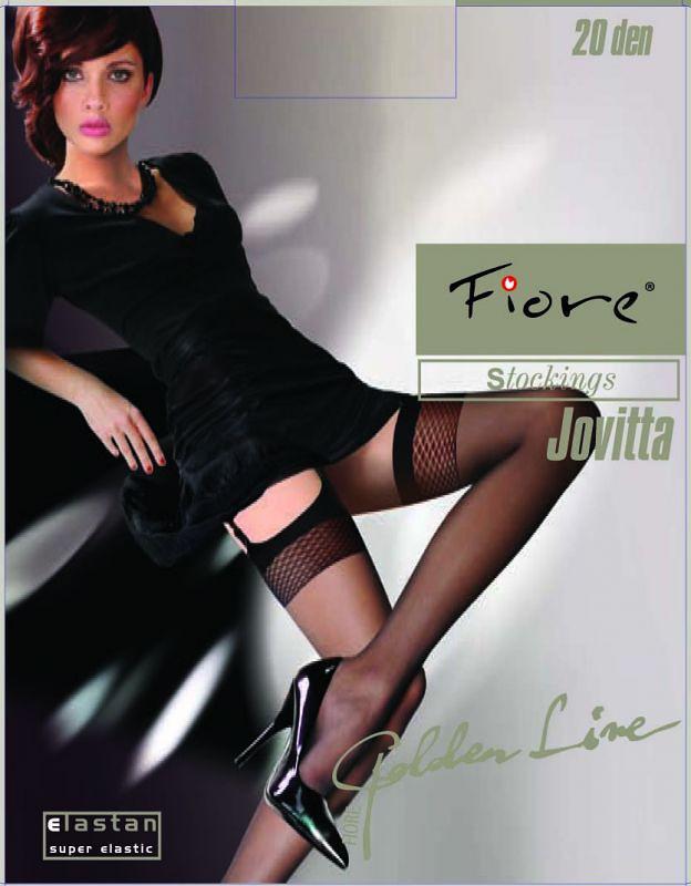 Punčochy Fiore| Jovitta 20 den Barva: černá, Velikost: 2-S