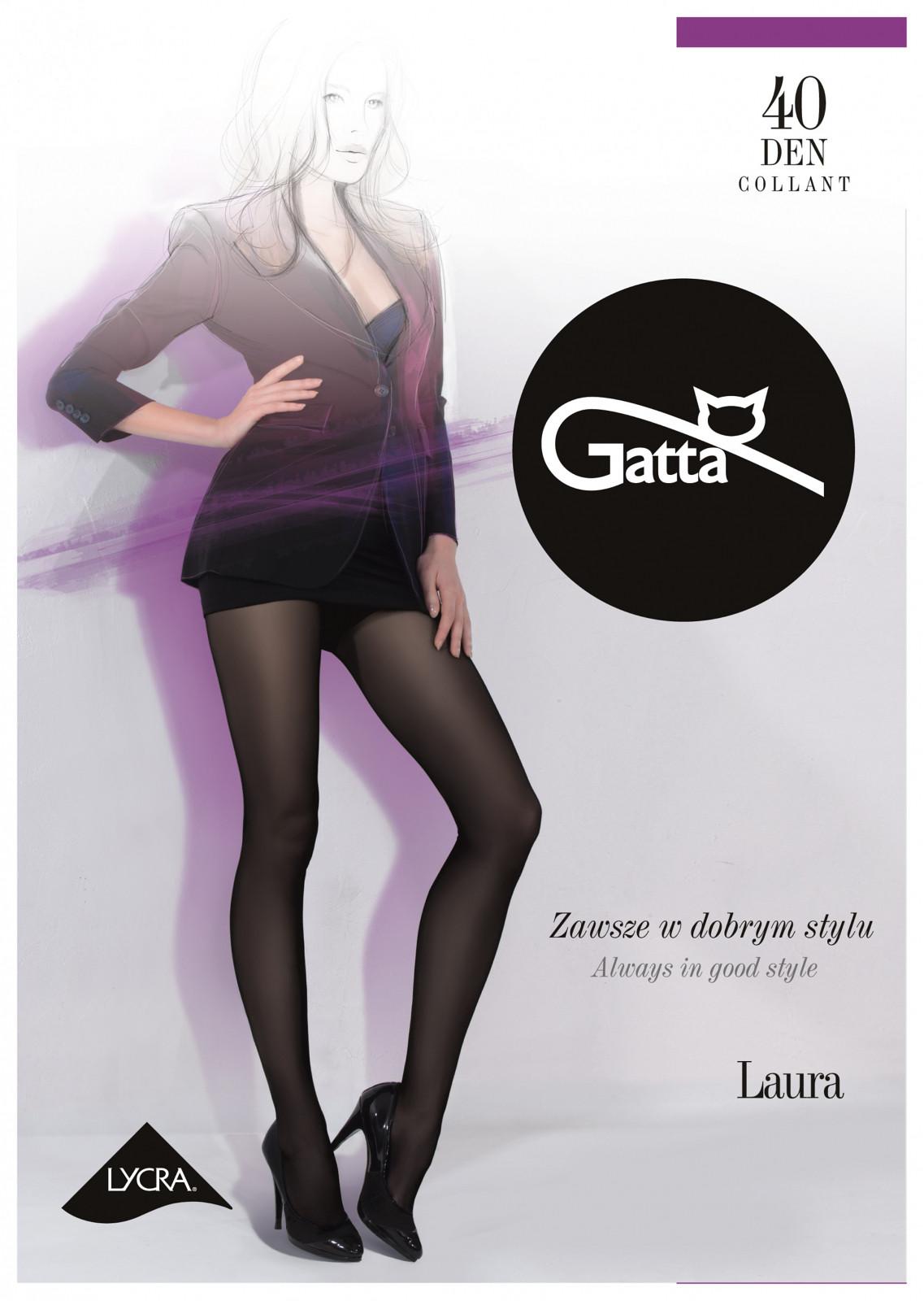 Punčochové kalhoty Gatta| Laura 40 den Barva: béžová/odstín béžové, Velikost: 2-S