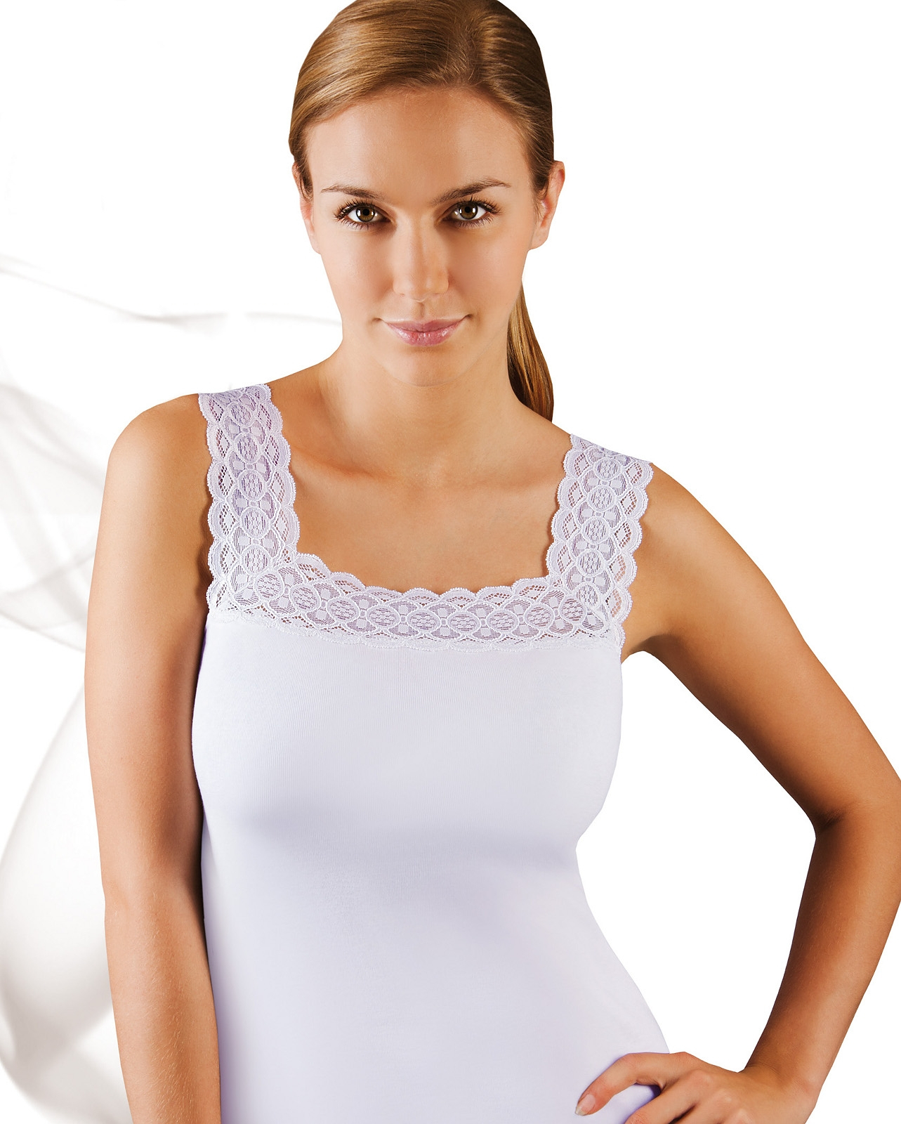 Košilka Emili Asari S-XL Barva: béžová, Velikost: XL