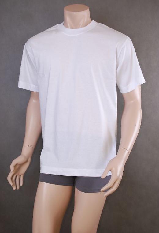 Pánske tričko čierna XL