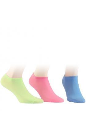 Nízké ponožky Wola Woman Light Cotton W 81101 Barva: černá, Velikost: 39-41