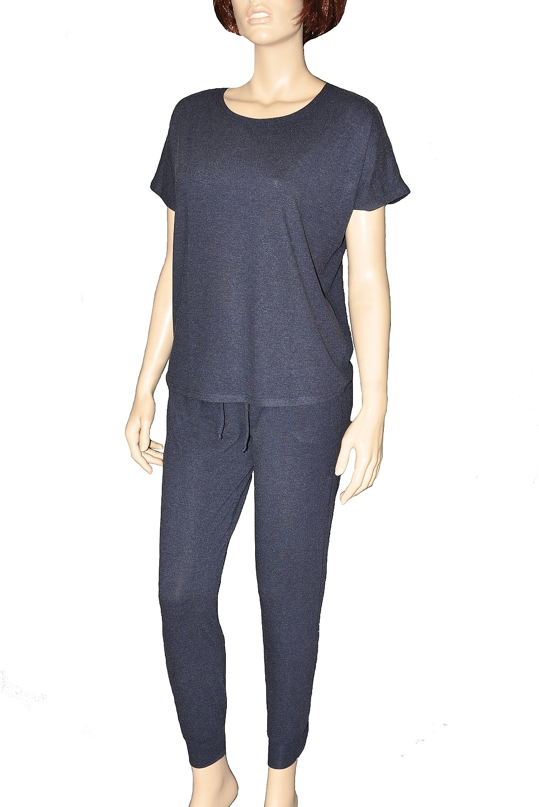 Dámské pyžamo De Lafanse Paula 524 malinová XL