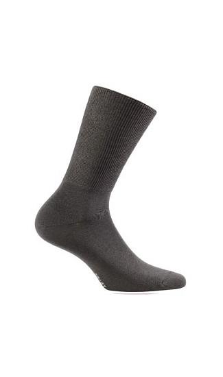 Ponožky Wola W 04N06 Relax Barva: antracit/šedá, Velikost: 36-38