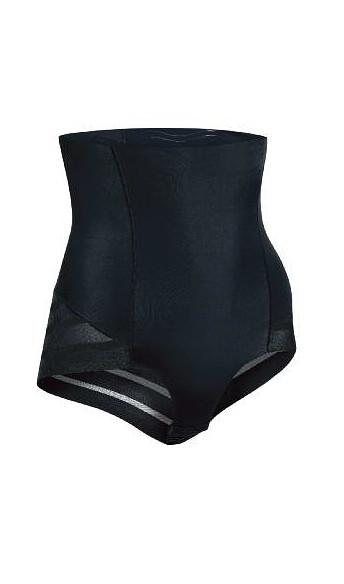Vysoké dámské kalhotky Julimex Shape & Chic tmavě modrá XL