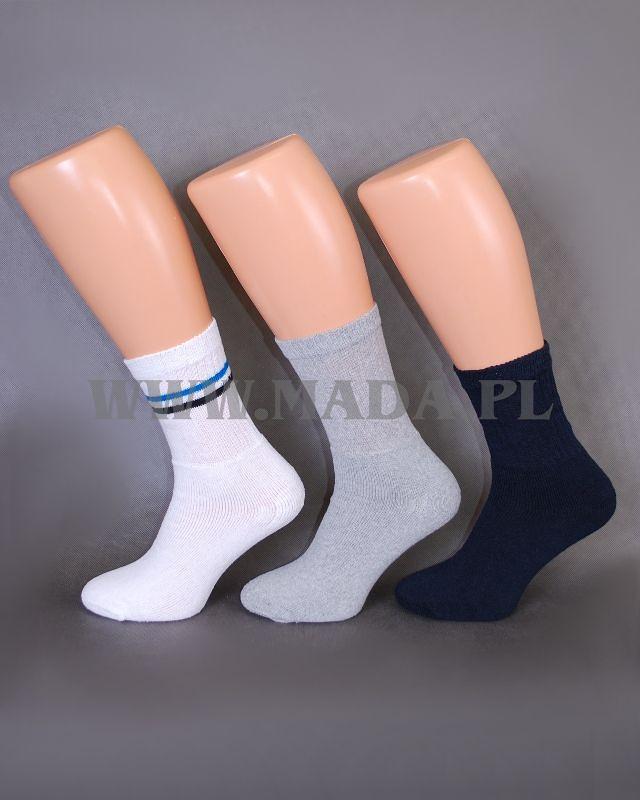 Ponožky E&E 024 A'5 tmavě modrá 35-38