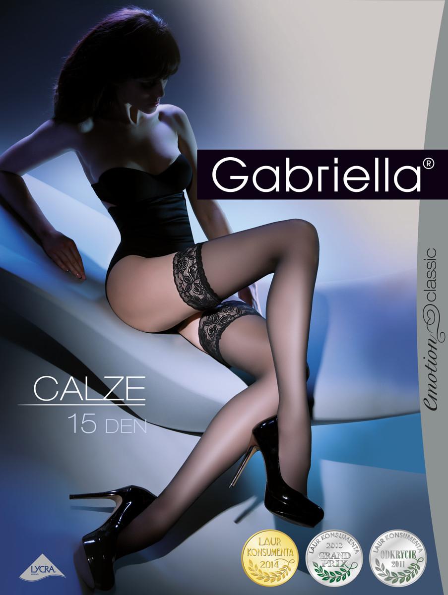 Punčochy Gabriella Emotion Classic 200 Calze 15 den Barva  béžová odstín  béžové 4136af1b84