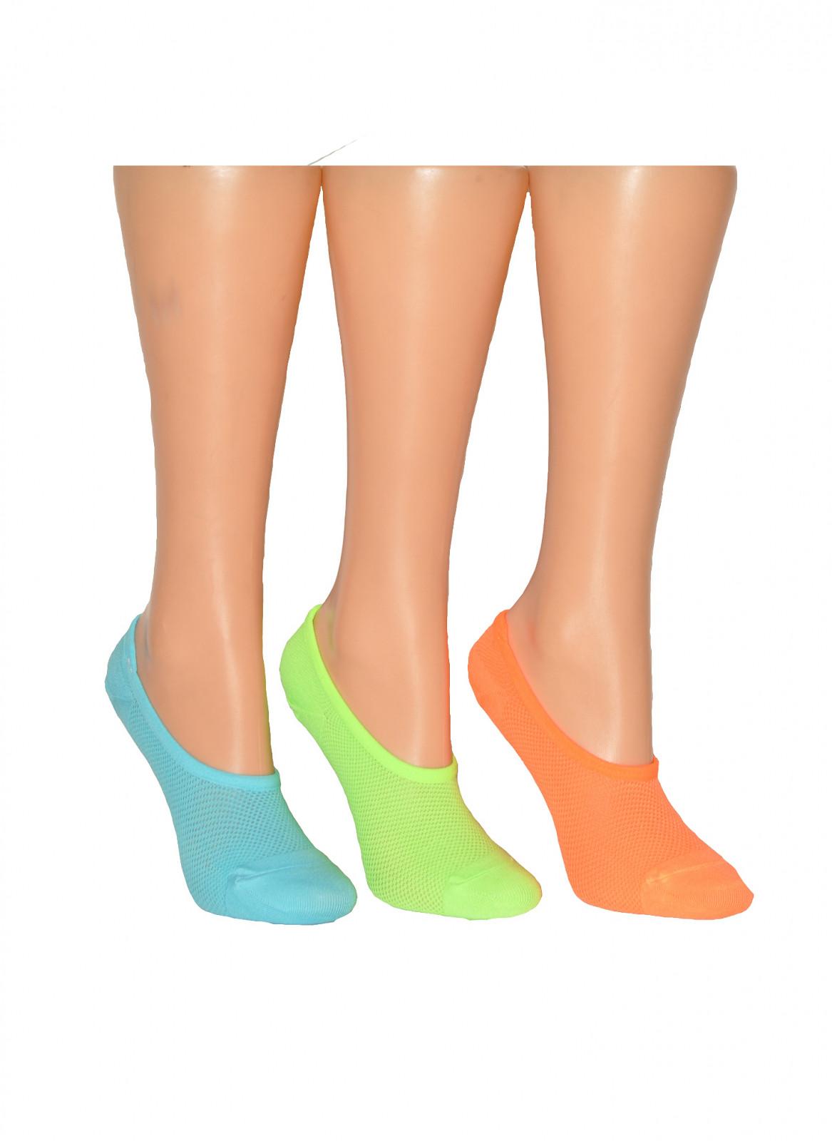 da74e310e42 Dámské nízké ponožky Rebeka 10791 bambusové bílá univerzální