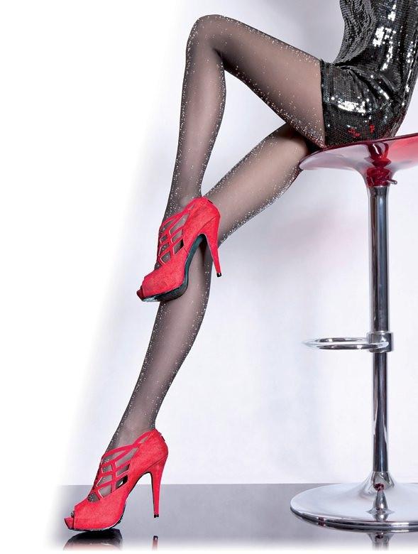 Dámské punčochové kalhoty Fiore Veronica G 5122 20 den černá 2-S