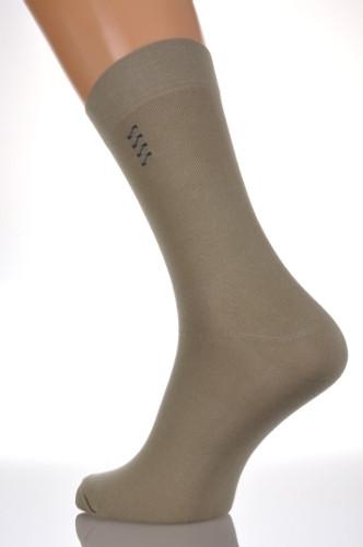 Pánské ponožky Derby Classic béžová 39-41