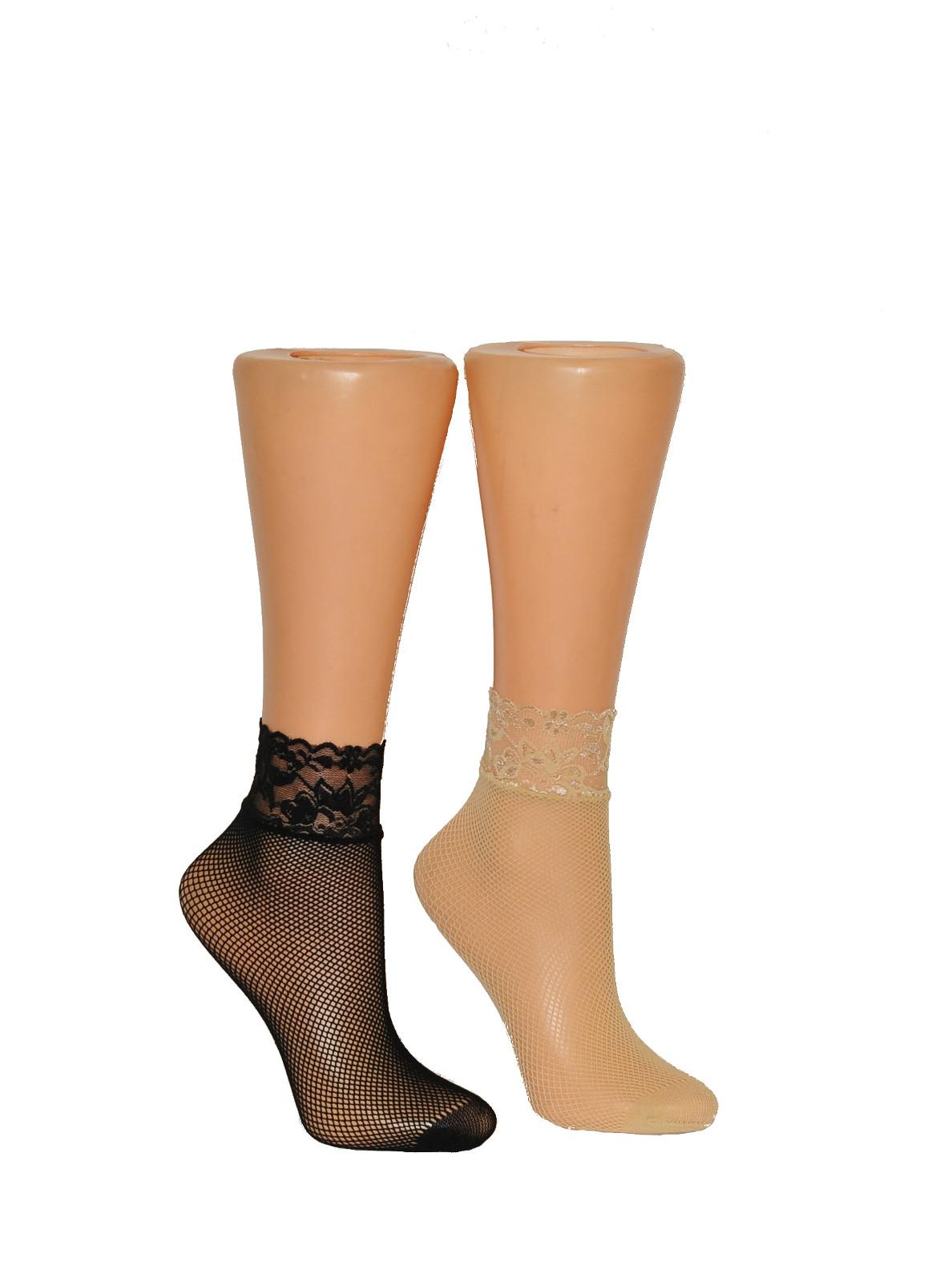 Dámské ponožky Magnetis 019 Kabaretky černá univerzální 4b4f36eb70