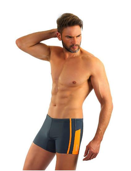 Pánské plavky boxerky Sesto Senso 364 tmavě modrá XL