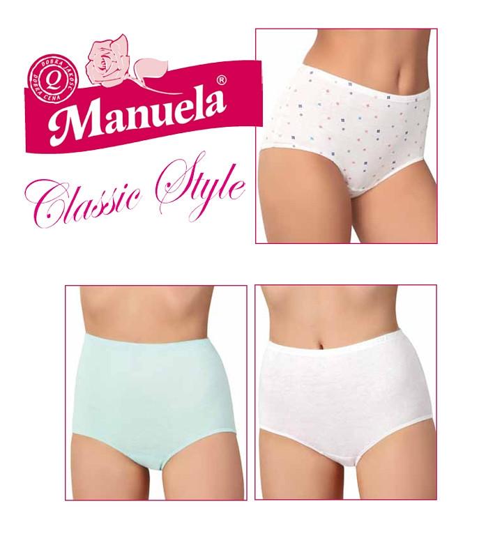 Dámske nohavičky Lama Manuela A'6 L-XL zmes L