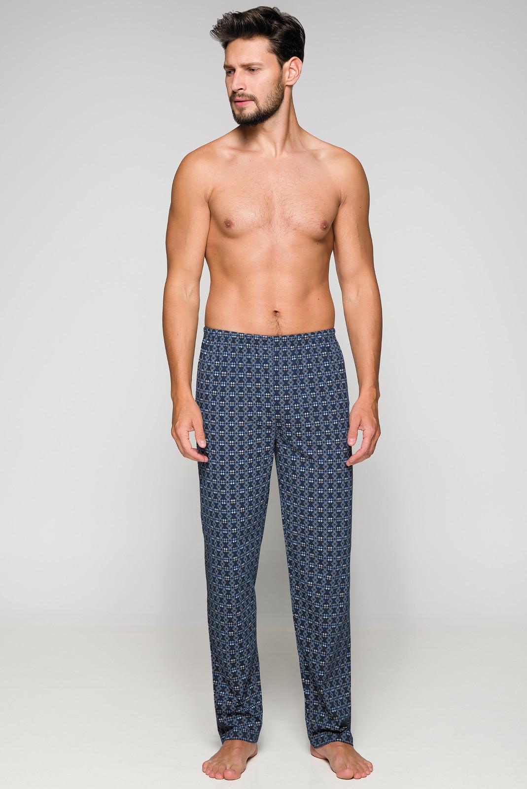 Pánske pyžamové nohavice Regina 721 zmes XXL