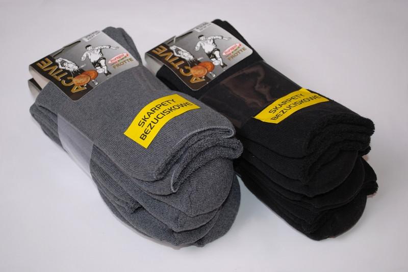 Pánské ponožky Bornpol Active frotte A 3 jeans 43-46 f7efcfae7e