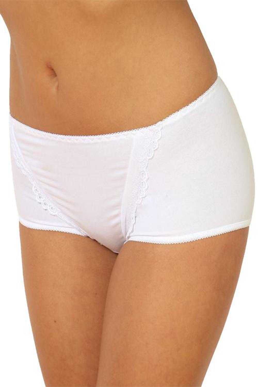 Dámské kalhotky 108 white bílá M