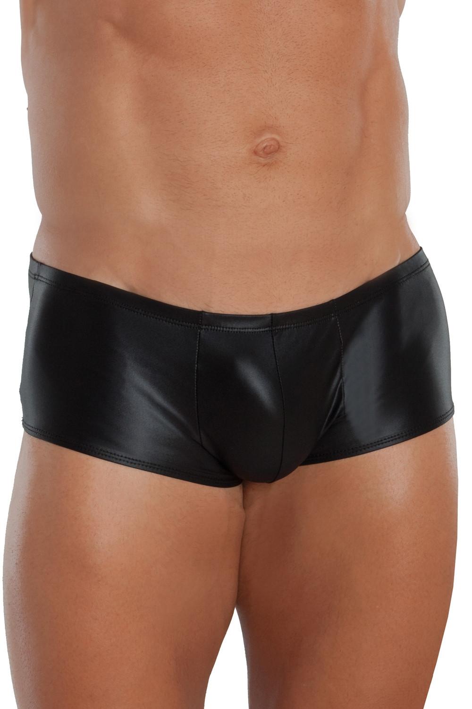 Pánské boxerky 4485 černá M