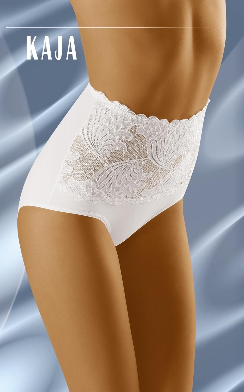 Dámské kalhotky Kaja white bílá XXL