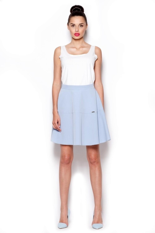 Dámská sukně M285 blue modrá S