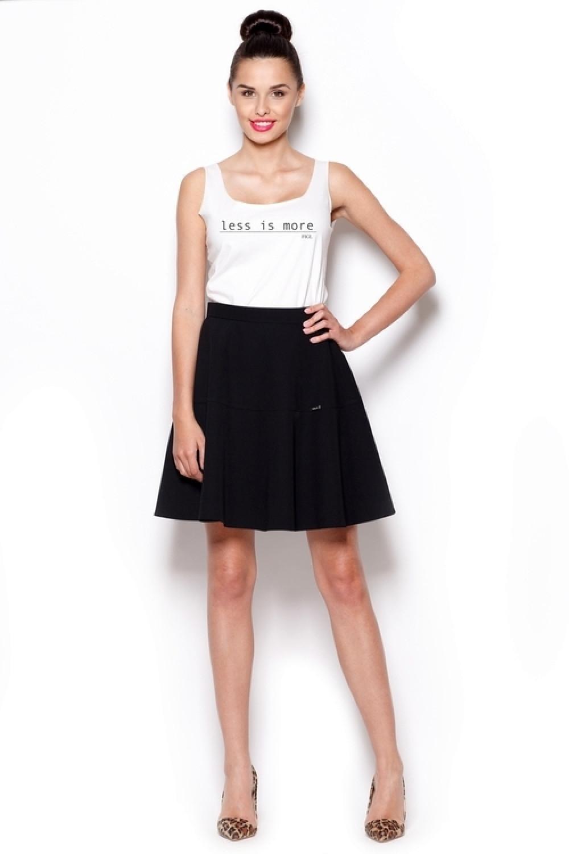 Dámská sukně M285 black černá M