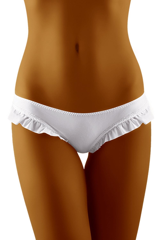 Dámske nohavičky Tori white - WOLBAR biela M