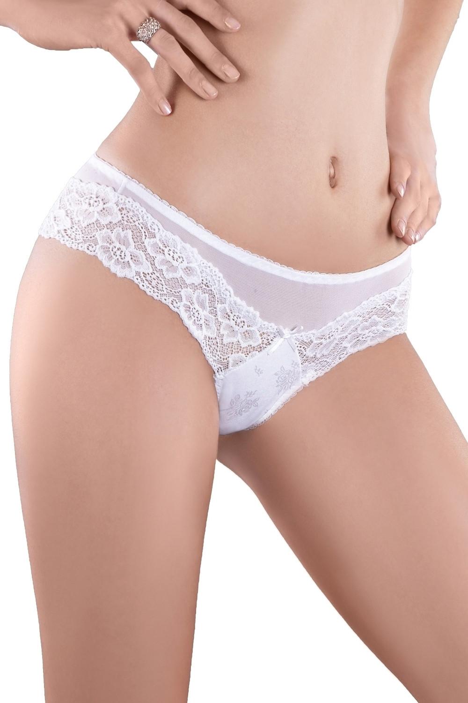 Dámske nohavičky 82 biela - MODO bílá L