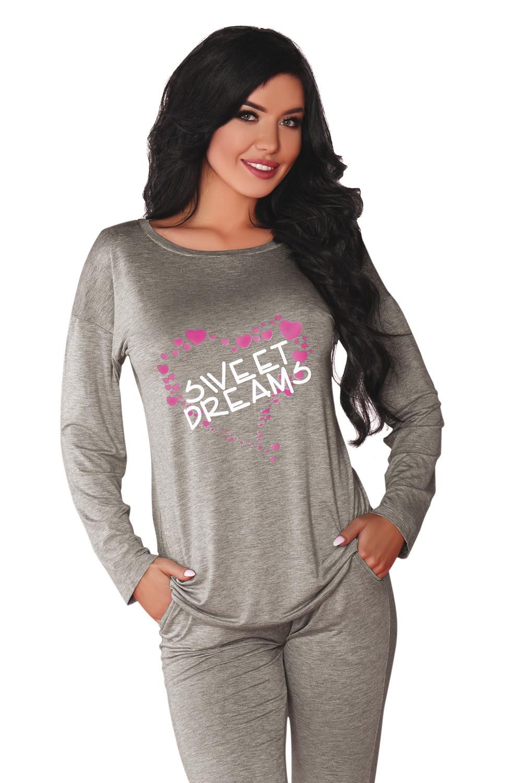 Dámské pyžamo Model 106 Barva: viz foto, Velikost: S/M