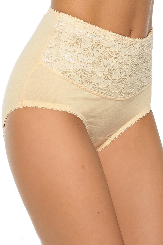 Dámské stahovací kalhotky Ala beige béžová M