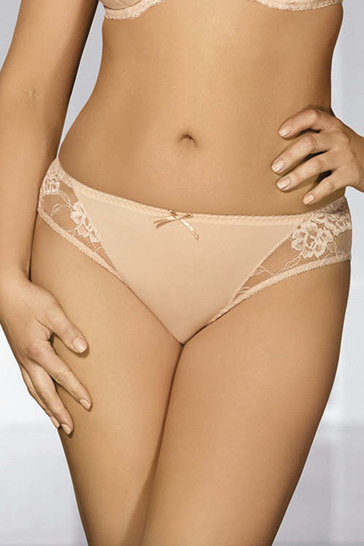 Dámské kalhotky 1261 beige béžová XL